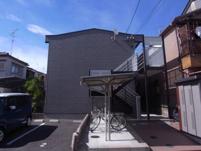 【駐車場】ピュアグリート