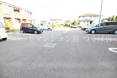 【駐車場】ヴィラ・ア・ラ・モードⅡA