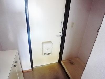 【玄関】スミコーライブマンション