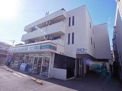 【外観】スミコーライブマンション