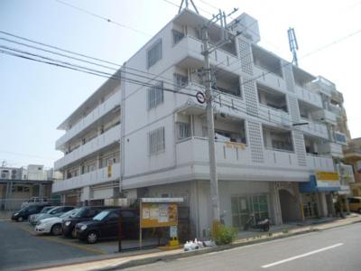 【外観】神里アパート