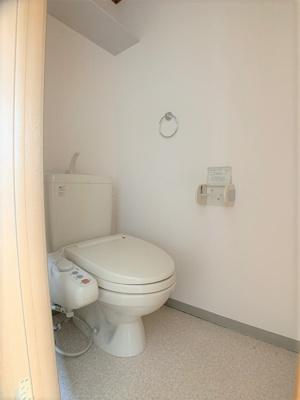 【トイレ】クァトロ・カーサ