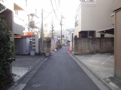 角谷マンション駐車場