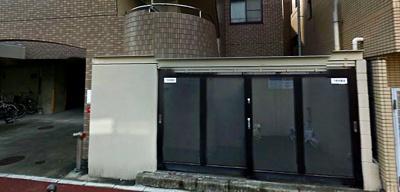 アビターレ大宮(1K) ゴミ置き場