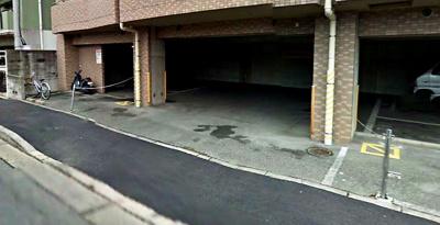 アビターレ大宮(1K) 駐車場