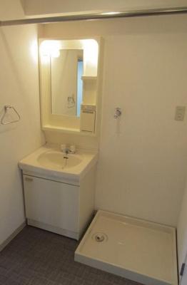 アビターレ大宮(2DK) 洗面所 写真は別号室タイプです