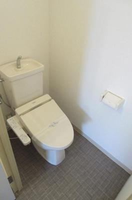アビターレ大宮(2DK) トイレ 写真は別号室タイプです