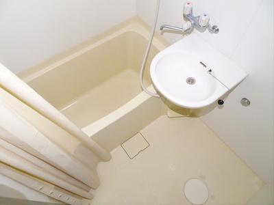 【浴室】アライハイツ