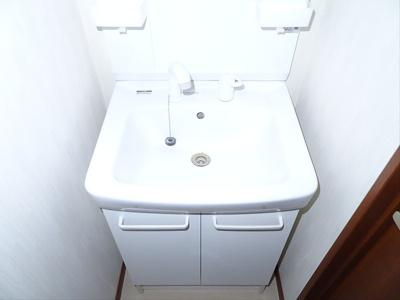 【独立洗面台】アライハイツ