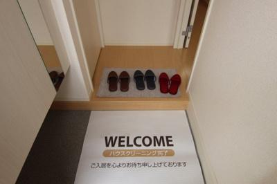 【玄関】ラグランジュ