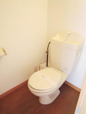 廊下に収納スペース有り