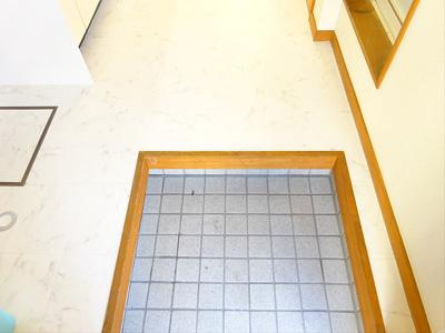 【玄関】ユキ赤堤シティコーポ