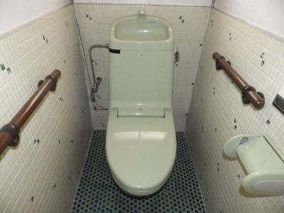 【トイレ】西浦1丁目貸家