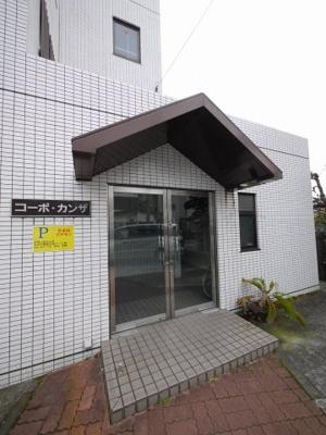 【エントランス】コーポカンザ本牧~仲介手数料半月分キャンペーン~