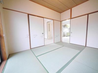 【居間・リビング】コーポカンザ本牧~仲介手数料半月分キャンペーン~