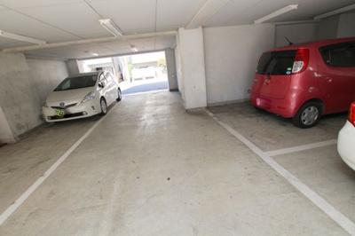 【駐車場】マドレーヌ子安町