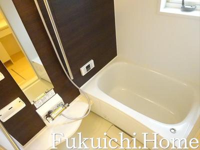 【浴室】プレミール笹塚