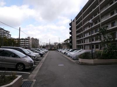 【駐車場】ジークレフ第2武庫川