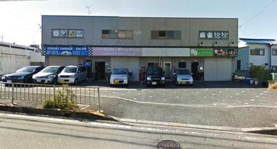 【外観】松本倉庫付事務所