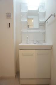 リブリ・フェリシダの独立洗面台