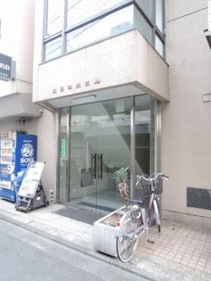 【エントランス】雑色中央ビル