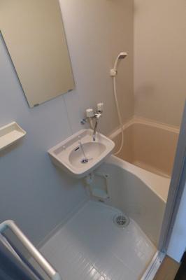 【浴室】グリーンミューズ
