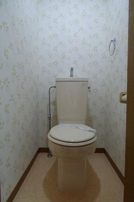 【トイレ】グリーンミューズ