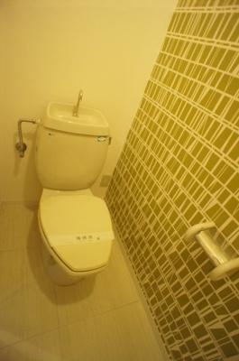 【トイレ】オーケーマンション平野