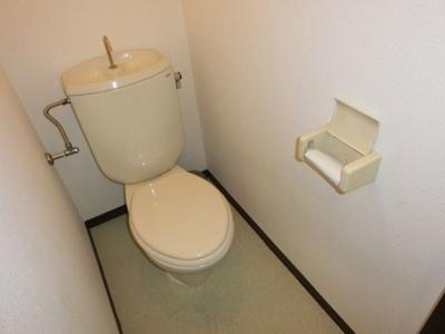 【トイレ】コーポナトリ