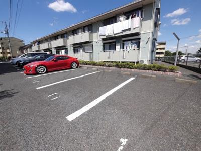 【駐車場】横浜ハウス
