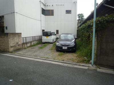 【外観】藤岡駐車場