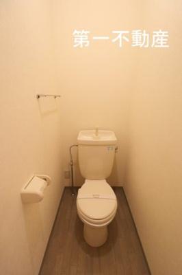 【トイレ】ツインヴィレッジ西脇A棟