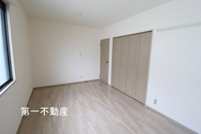 【寝室】ツインヴィレッジ西脇A棟