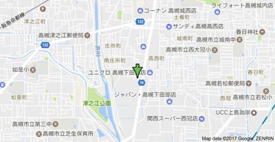 【地図】アーバンハイム (株)Roots