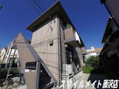 【外観】ラ・コスタ鵠沼