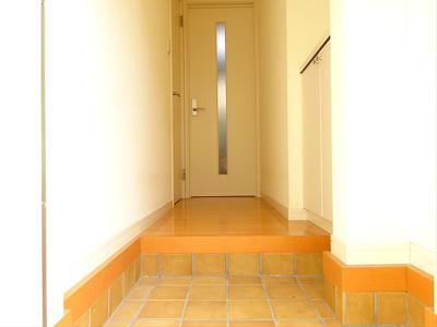 【玄関】クレール大宮