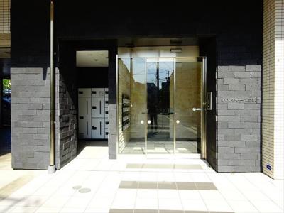 【エントランス】コンソラトゥール笹塚Ⅱ