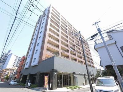 JR東海道線他「川崎」駅よりバス10分「大島3丁目」停歩2分
