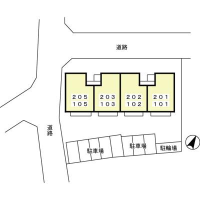 【区画図】グットフィールド
