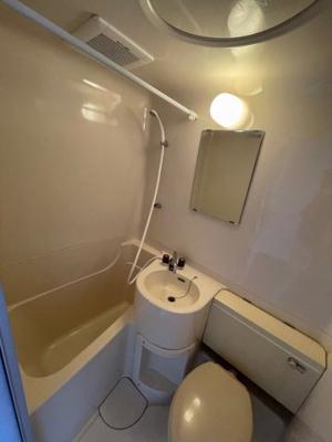 【浴室】勝俣コーポ