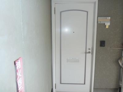 玄関ドア 『レジデンスF3』