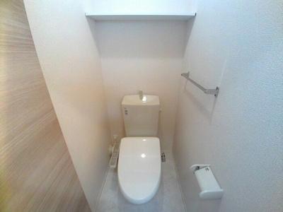 【トイレ】メゾンドマロン(メゾンドマロン)