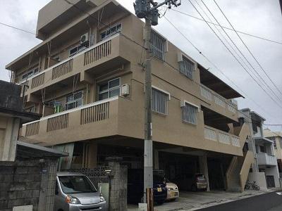 【外観】長嶺アパート