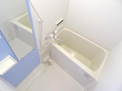 【浴室】エリーナプラザ曙Ⅱ