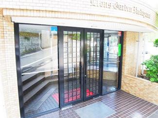 品川区 東五反田 リノベーションマンション 「ライオンズガーデン池田山」 エントランス