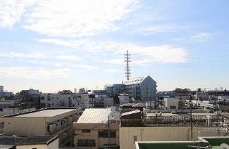 世田谷区 大原 リノベーションマンション 代田ロイヤルパレス 眺望
