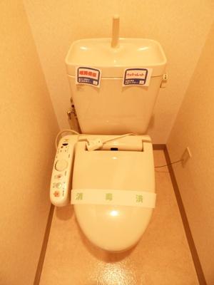 【トイレ】パレス大平