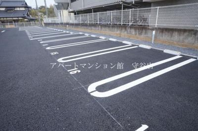 【駐車場】パインエーカーⅠ