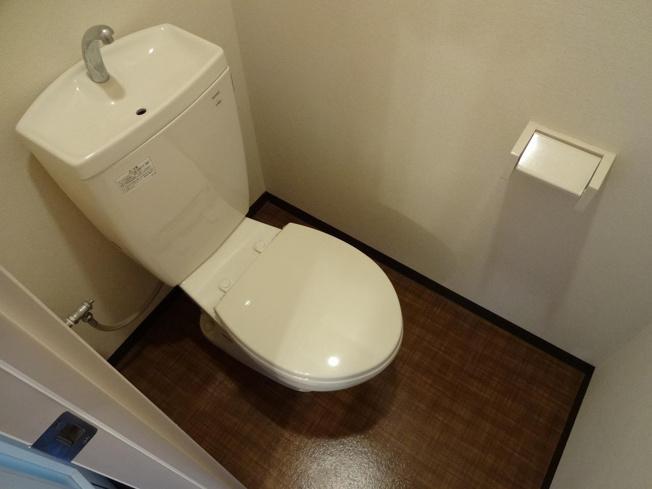 ベリータ久宝寺 トイレ