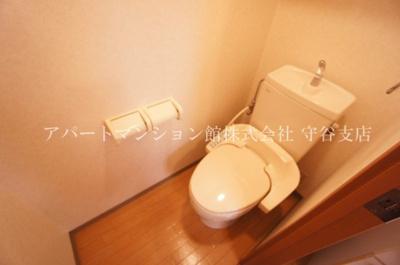 【トイレ】パームヒルズ